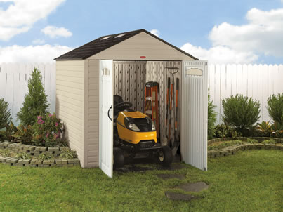 rubbermaid big max shed - Garden Sheds 7x7
